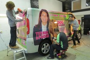 Van Wrap Gallery